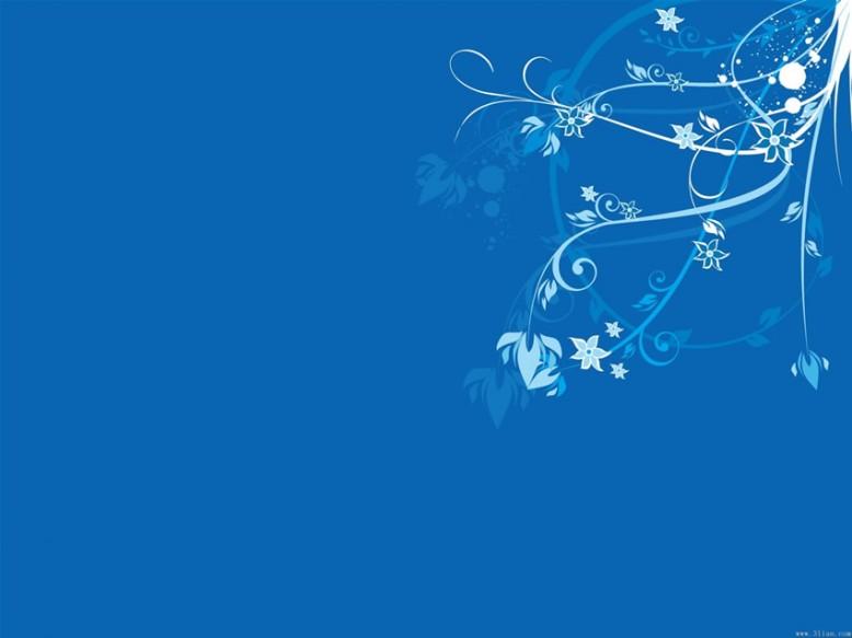 淘宝蓝色素材背景